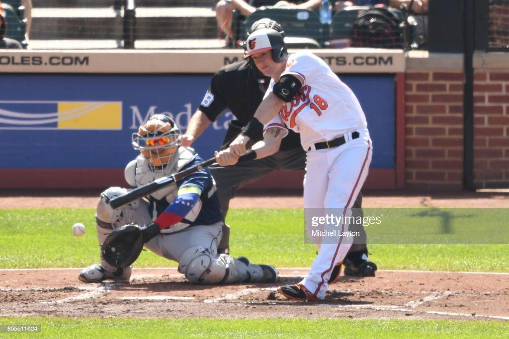 Tampa Bay Rays v Baltimore Orioles : News Photo