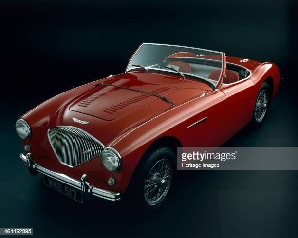 Austin Healey 100BM2 car The 100M was introduced in 1955 its modifications similar to those on the 1953 Le Mans cars Delivered new to the late Earl...