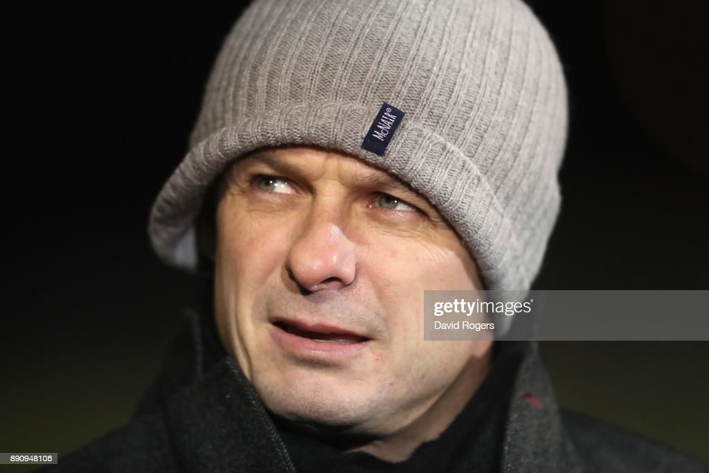 Saracens v ASM Clermont Auvergne -  Champions Cup