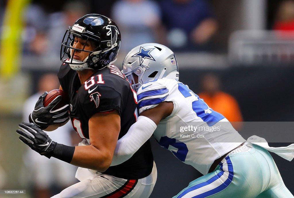 Dallas Cowboys v Atlanta Falcons : Fotografia de notícias