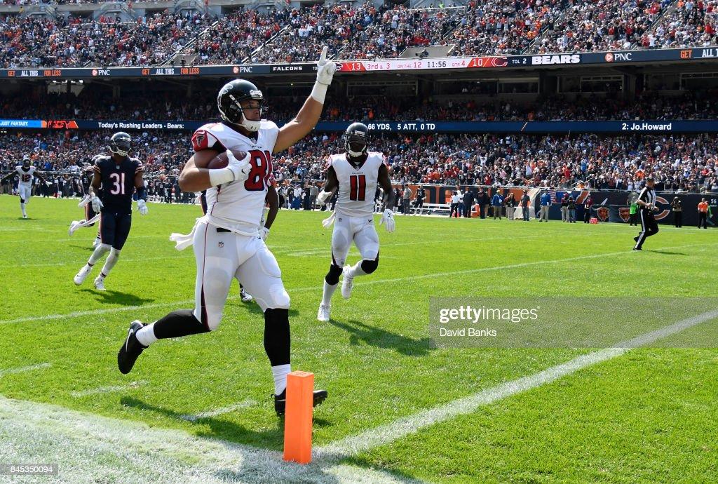 Atlanta Falcons v Chicago Bears : News Photo