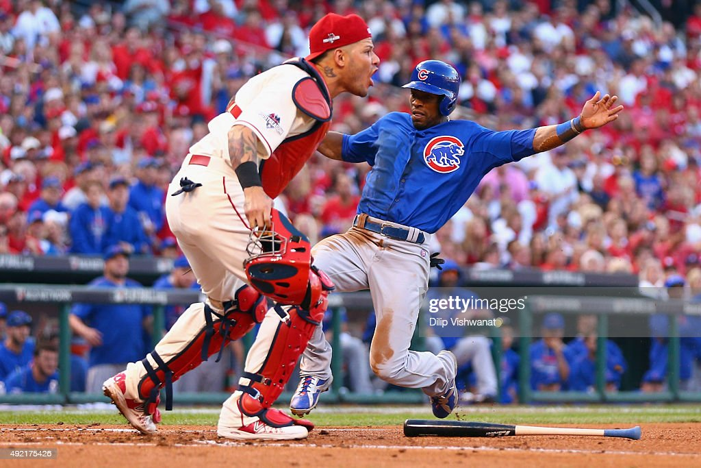 Division Series - Chicago Cubs v St Louis Cardinals - Game Two