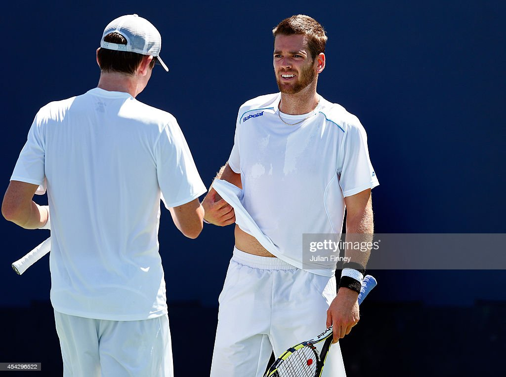 2014 US Open - Day 4 : News Photo