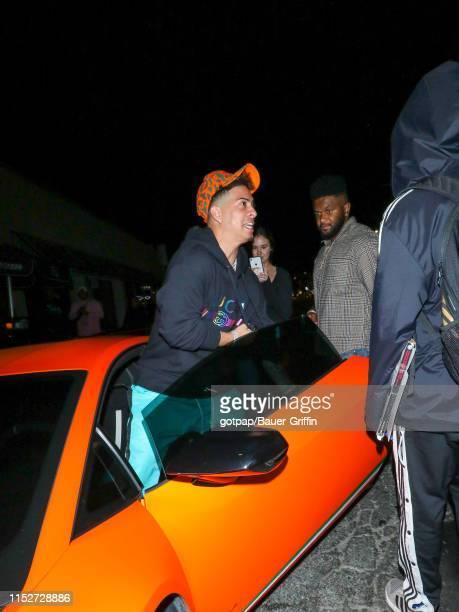 Austin McBroom is seen on June 28 2019 in Los Angeles California