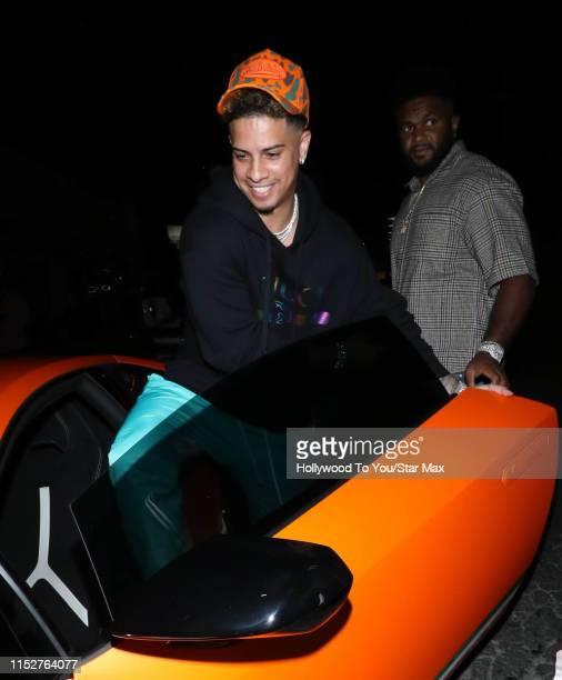 Austin McBroom is seen on June 28 2019 in Los Angeles