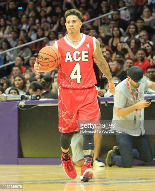 Austin McBroom is seen on June 29 2019 in Los Angeles
