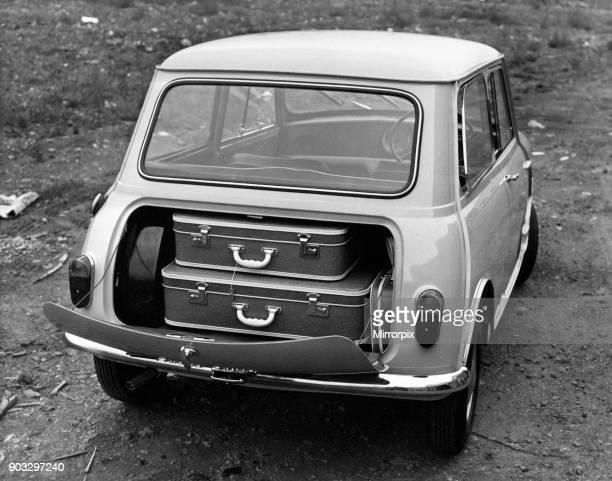 Austin Mini Motor Car, 24th August 1959. Mini Mark I, Austin Seven, Morris Mini-Minor. .