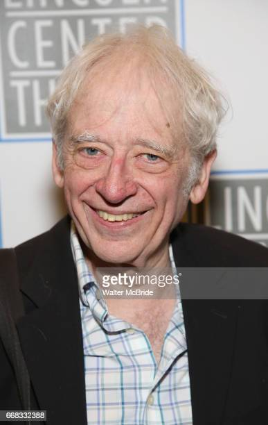 Austin Pendleton attends the Opening Night Performance press reception for the Lincoln Center Theater production of 'Oslo' at the Vivian Beaumont...