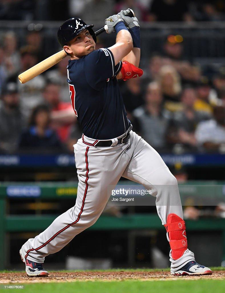 Atlanta Braves v Pittsburgh Pirates : News Photo