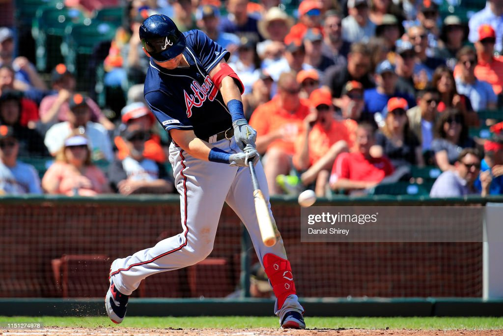 Atlanta Braves v San Francisco Giants : News Photo