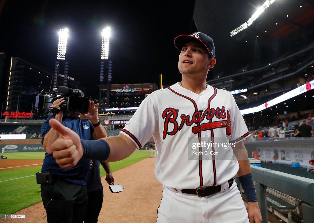 St Louis Cardinals  v Atlanta Braves : News Photo