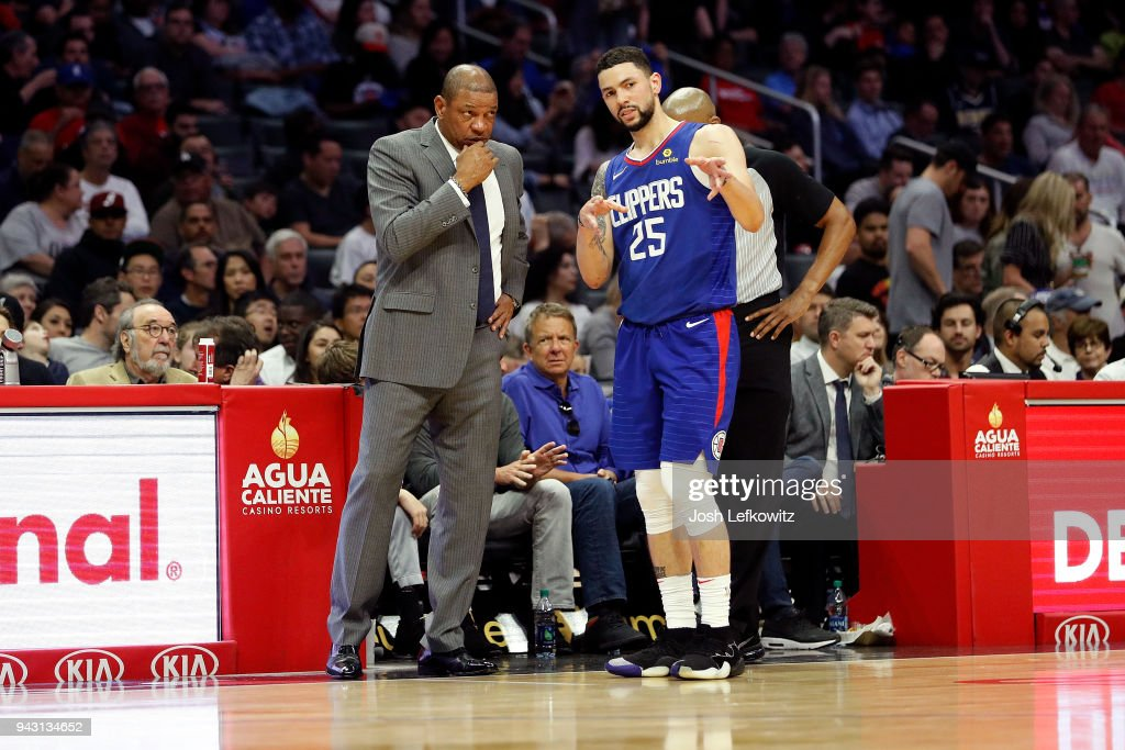 Denver Nuggets v Los Angeles Clippers : News Photo