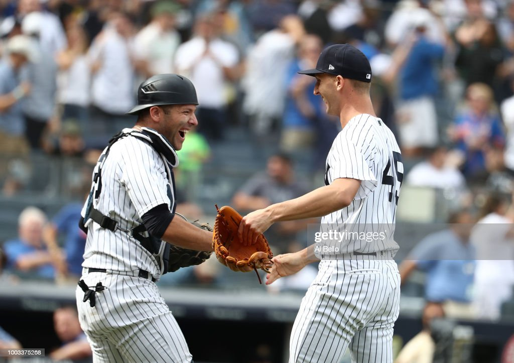 New York Mets v New York Yankees : News Photo