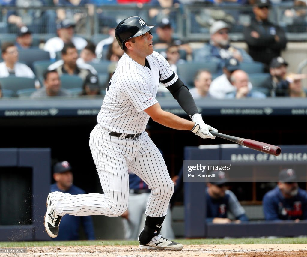 Minnesota Twins vs New York Yankees : News Photo