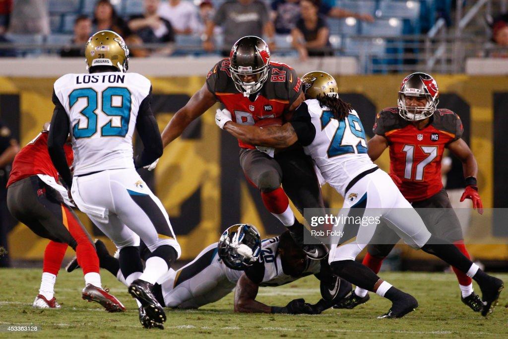 Tampa Bay Buccaneers v Jacksonville Jaguars