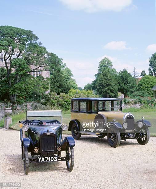 Austin Seven with 1924 Bean 2000