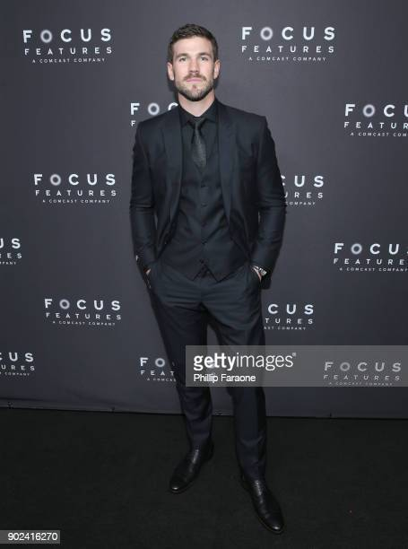 Austin Stowel attends Focus Features Golden Globe Awards After Party on January 7 2018 in Beverly Hills California