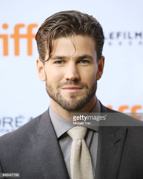 Austin Stowell arrives to the Battle of the Sexes premiere 2017 TIFF Premieres Photo Calls and Press Conferences held on September 10 2017 in Toronto...