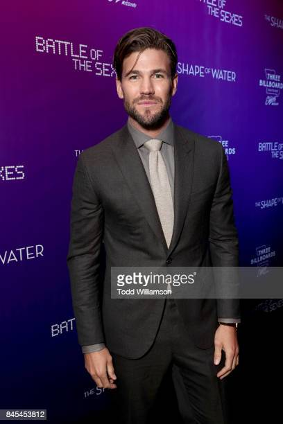 Austin Stowell attends Fox Searchlight's Toronto Film Festival Party on September 10 2017 in Toronto Canada