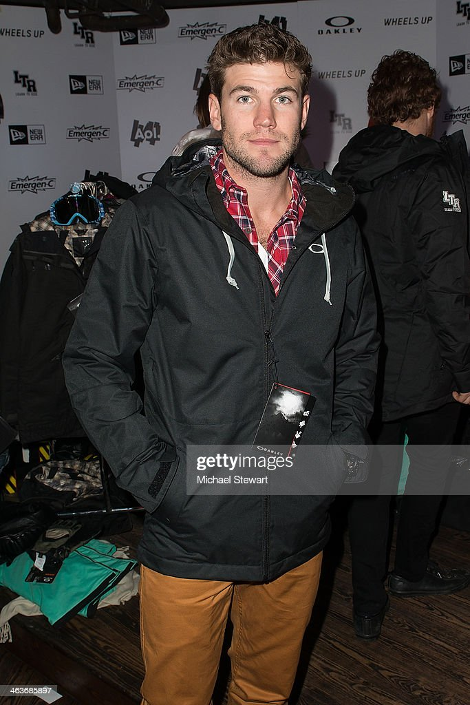 Austin Stowell attends Oakley Learn To Ride With AOL at Sundance on January 18, 2014 in Park City, Utah.