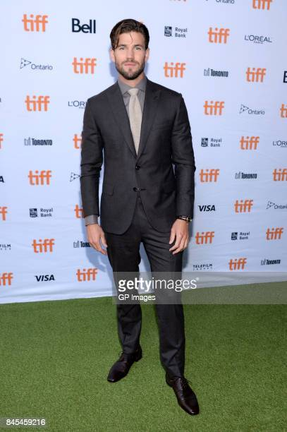 Austin Stowell attends the Battle of the Sexes premiere during the 2017 Toronto International Film Festival at Ryerson Theatre on September 10 2017...