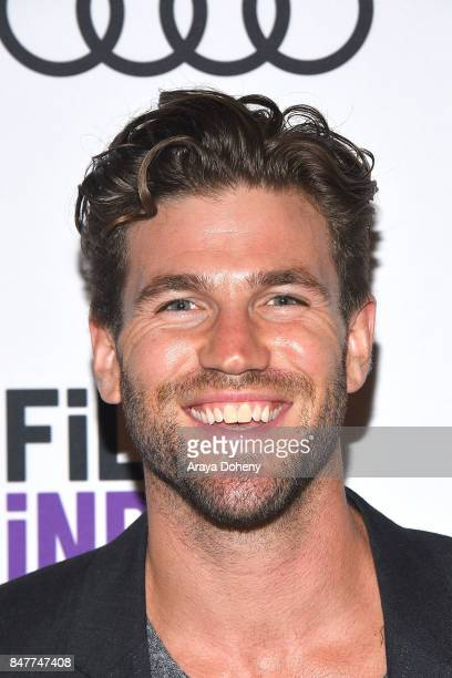 Austin Stowell attends the Film Independent at LACMA screening and QA of Battle Of The Sexes at LACMA on September 15 2017 in Los Angeles California
