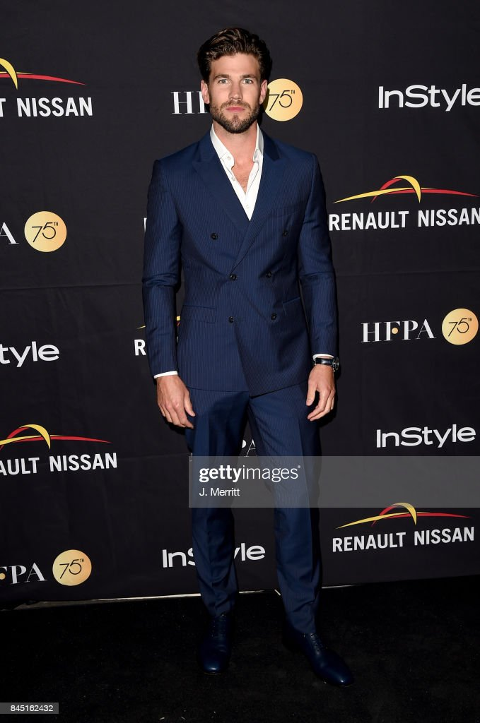 HFPA And InStyle's TIFF Celebration : News Photo