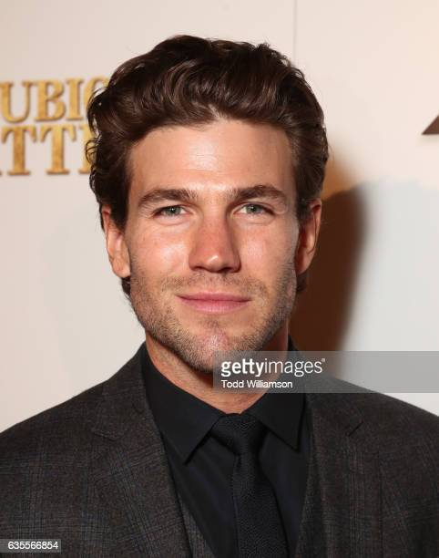 Austin Stowell attends the premiere of Momentum Pictures' In Dubious Battle at ArcLight Hollywood on February 15 2017 in Hollywood California