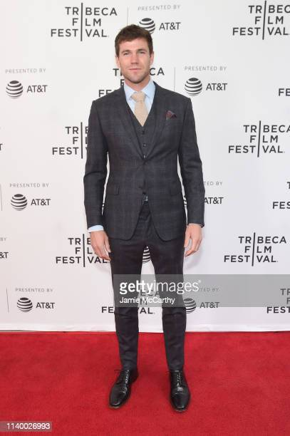 Austin Stowell attends the Swallow screening during the 2019 Tribeca Film Festival at SVA Theater on April 28 2019 in New York City