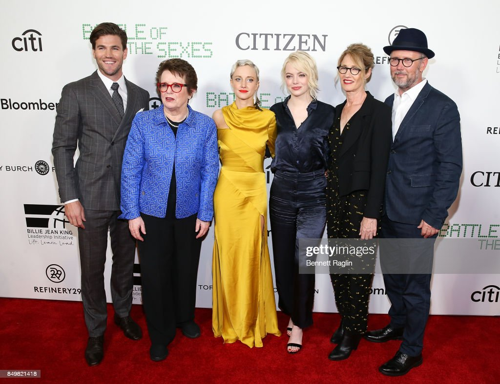 """Battle Of The Sexes"" Special Anniversary Screening : News Photo"