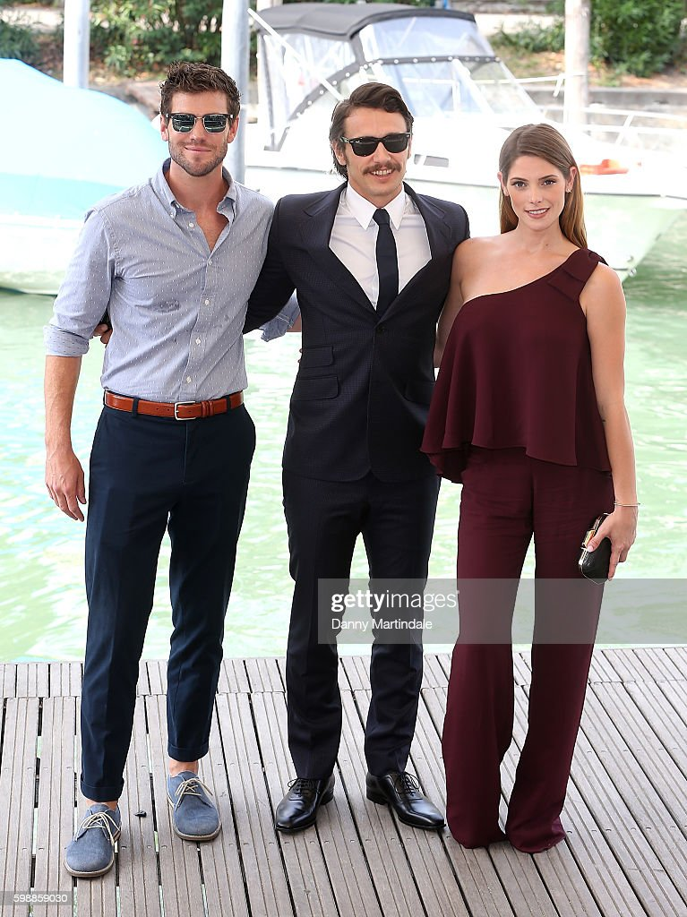 Celebrity Sightings - Day 4 - 73rd Venice Film Festival : News Photo