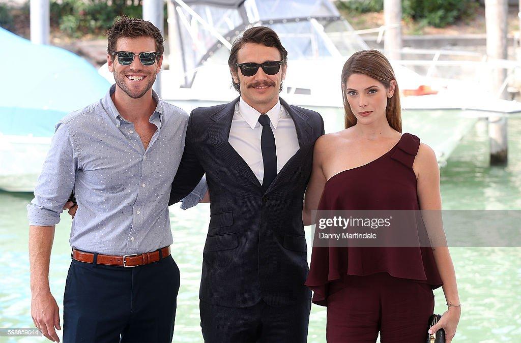 Celebrity Sightings - Day 4 - 73rd Venice Film Festival : News Photo