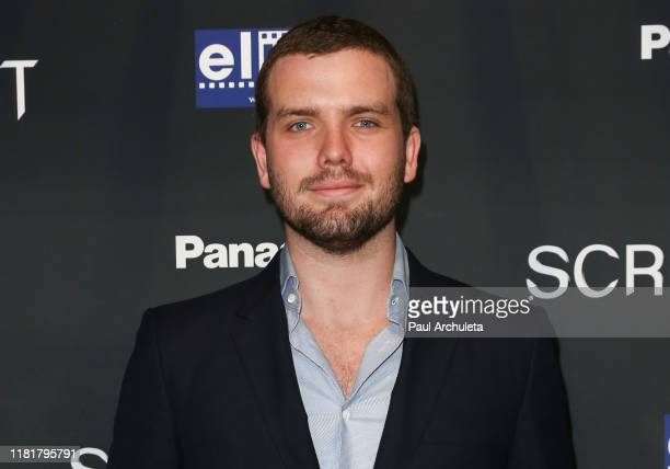 Austin Swift attends the premiere of We Summon The Darkness at the closing night of the 2019 Screamfest at TCL Chinese 6 Theatres on October 17 2019...