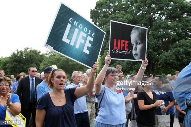 Austin, Texas Abortion Debate, July, 2013