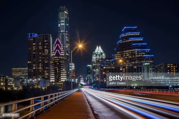 austin, texas - capital cities stock pictures, royalty-free photos & images