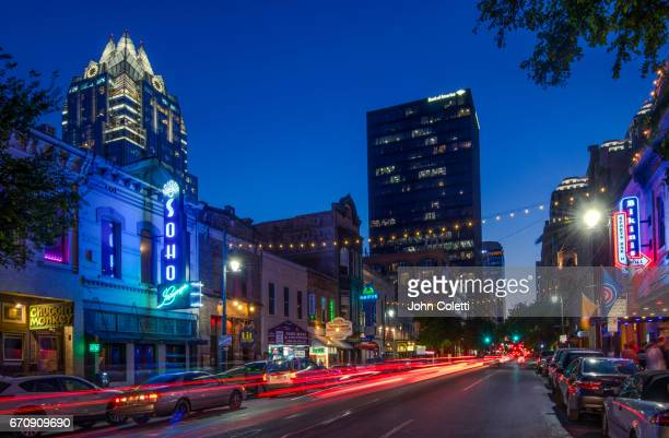 austin, texas - austin texas stock pictures, royalty-free photos & images
