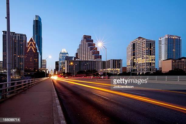 Ville d'Austin, au Texas