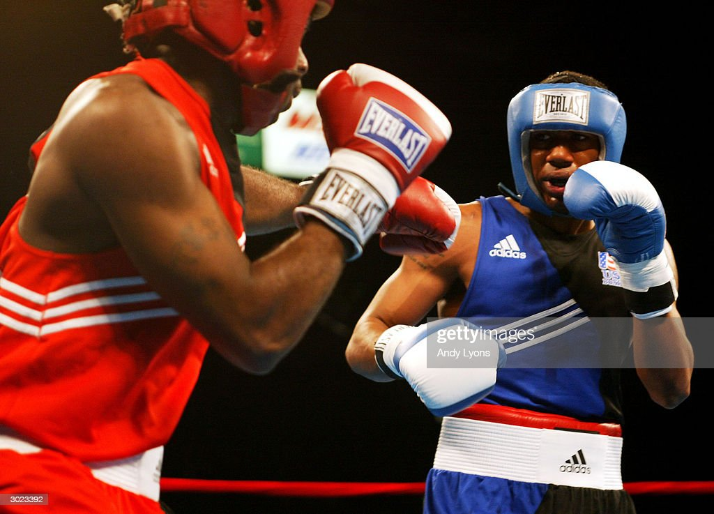 USA Olympic Box-Offs : News Photo