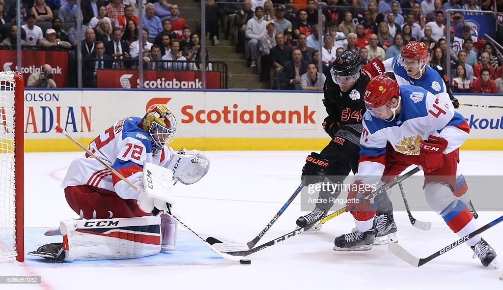 World Cup Of Hockey 2016 - Russia v Team North America