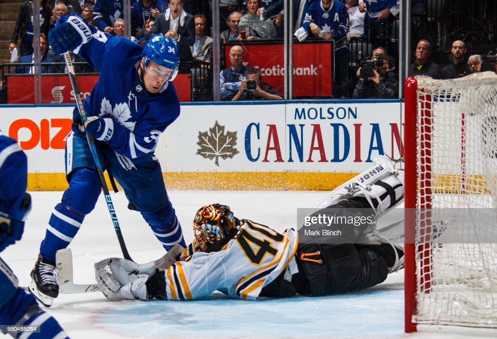 Boston Bruins v Toronto Maple Leafs - Game Six
