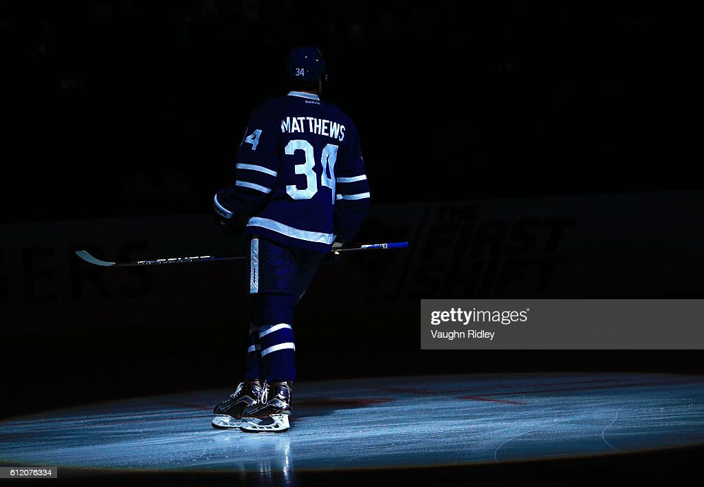 Montreal Canadiens v Toronto Maple Leafs : News Photo