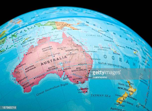 australia and new zealand - australia stock pictures, royalty-free photos & images