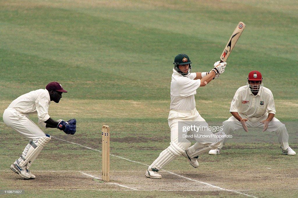 2nd Test Match - Australia v West Indies : News Photo
