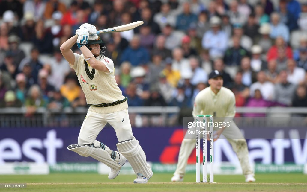 England v Australia - 4th Specsavers Ashes Test: Day Two : News Photo