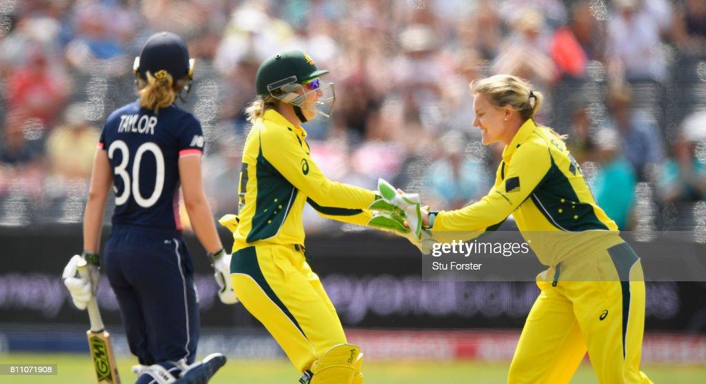 England v Australia - ICC Women's World Cup 2017