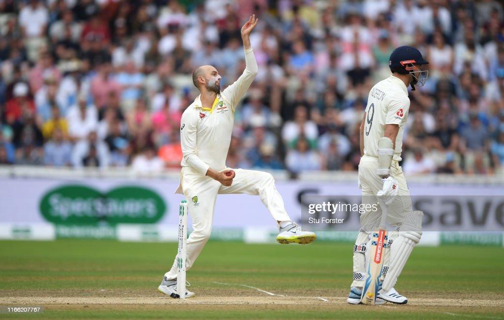 England v Australia - 1st Specsavers Ashes Test: Day Five : News Photo