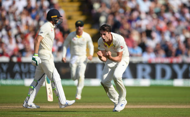 GBR: England v Australia - 1st Specsavers Ashes Test: Day Two
