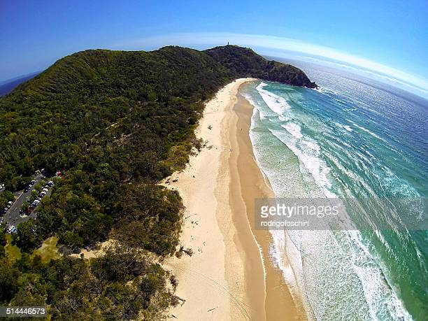 Australia, Byron Bay, Tallow Beach