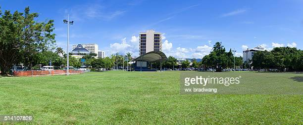 Australien die Stadt Cairns Gebäude
