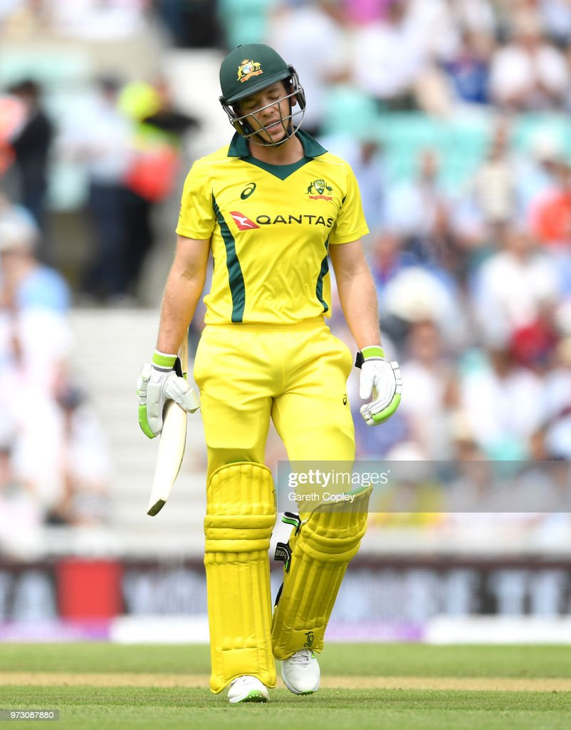England v Australia - 1st Royal London ODI